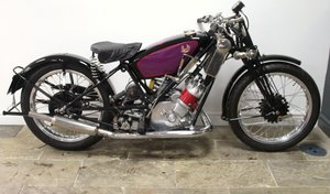 1929/1930 Scott Flyer Beautiful Vintage Two Stroke