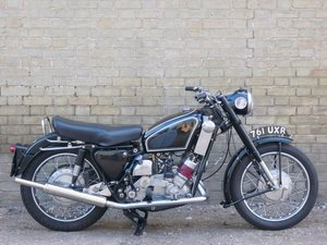 Picture of 1960 Scott 600cc SOLD