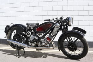1938 Scott Flying Squirrel 600cc