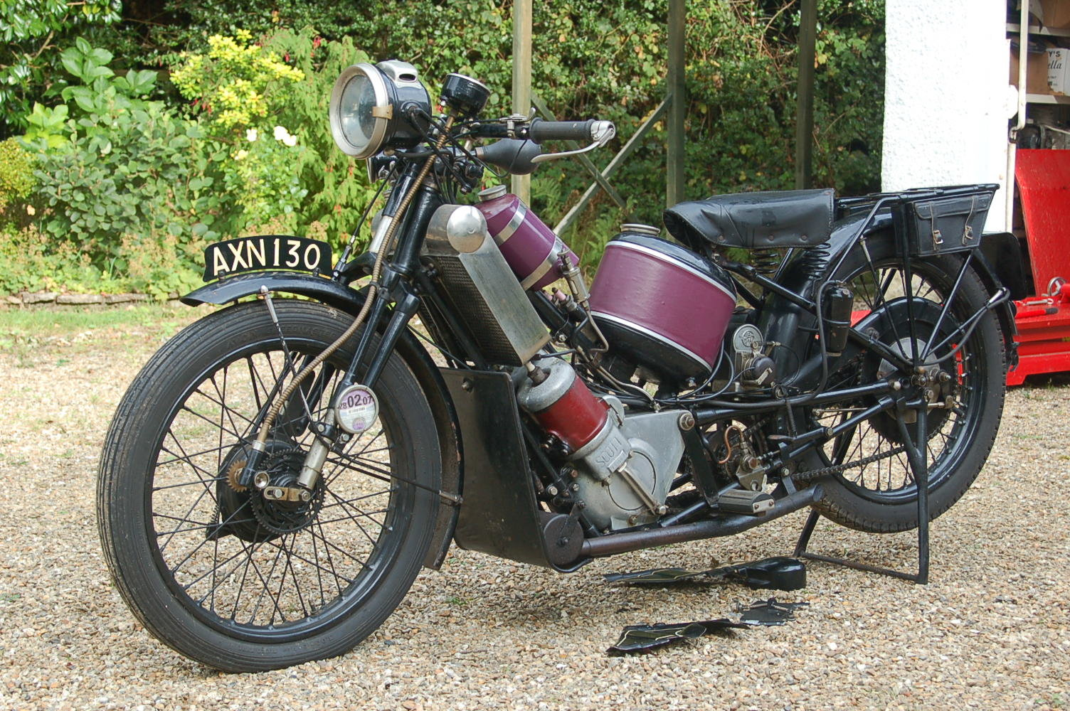 1931 Scott Two Speed Flying Squirrel For Sale (picture 1 of 6)