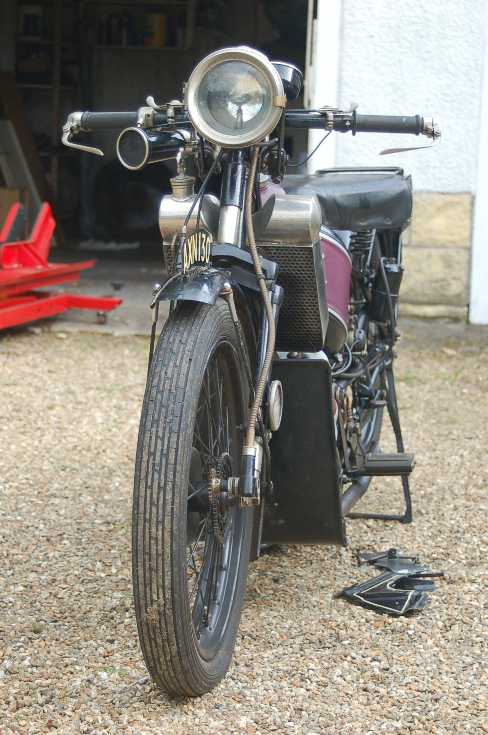 1931 Scott Two Speed Flying Squirrel For Sale (picture 6 of 6)