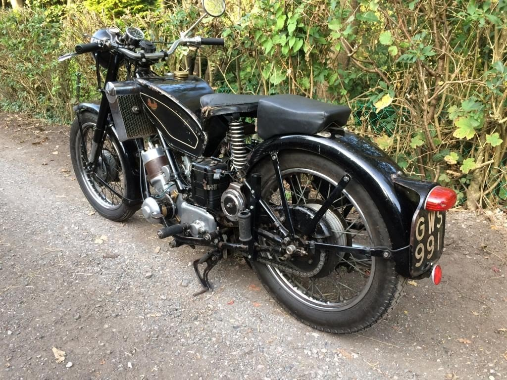 1949 Scott 600cc one of the last Shipley For Sale (picture 4 of 6)