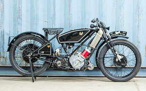 Picture of 1929 Scott 596cc Super Squirrel For Sale by Auction