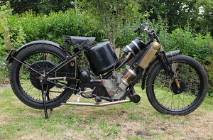 Picture of 1926 Scott 498cc Super Squirrel For Sale by Auction
