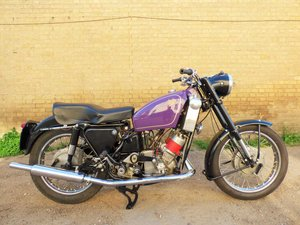 Picture of 1957 Scott Flyer 596cc For Sale