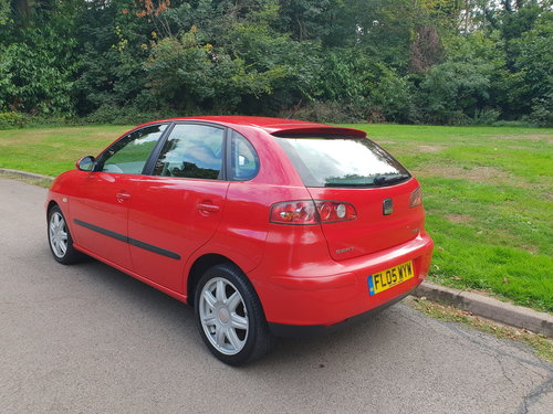 2005 Seat Ibiza 1.4 Sport 16v. Low Miles. 1 Family Owned. Bargain SOLD (picture 6 of 6)