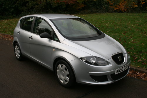 2006 Seat Altea Reference.. 1.9 TDi.. BargainTo Clear..  SOLD (picture 1 of 6)