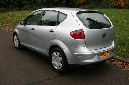 2006 Seat Altea Reference.. 1.9 TDi.. BargainTo Clear..  SOLD (picture 6 of 6)