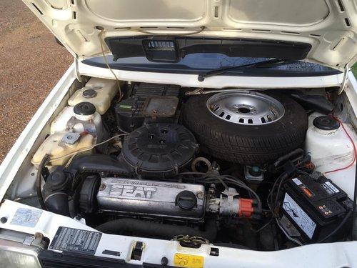 1989 Seat  Ibiza MK1 System Porsche 1.2L PRE FACELIFT  For Sale (picture 6 of 6)