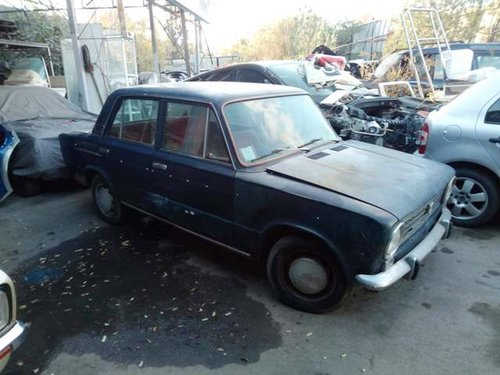 1974 SEAT 124 For Sale (picture 1 of 4)