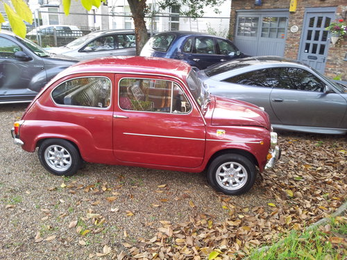 1971 Fiat 600 For Sale (picture 2 of 4)