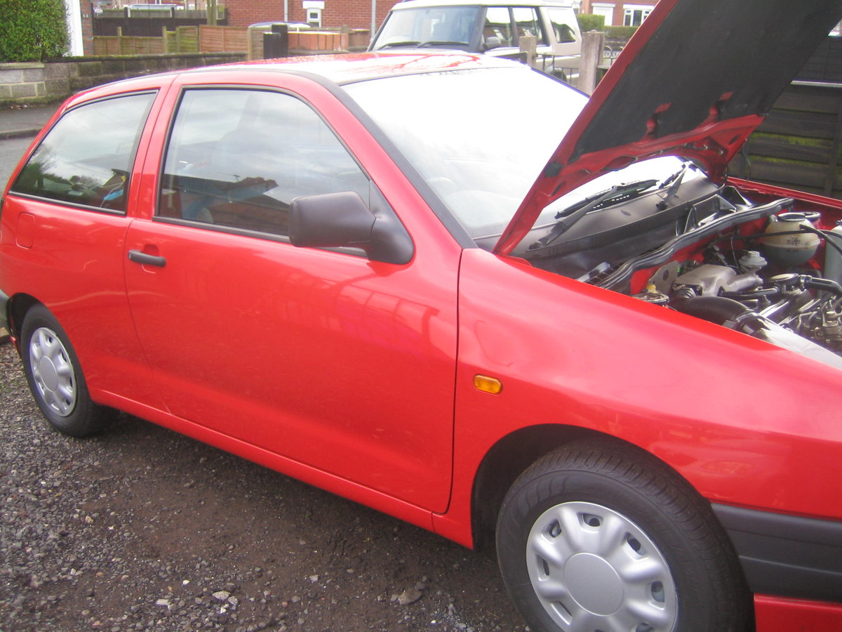 1996 Seat Ibiza SOLD (picture 1 of 6)