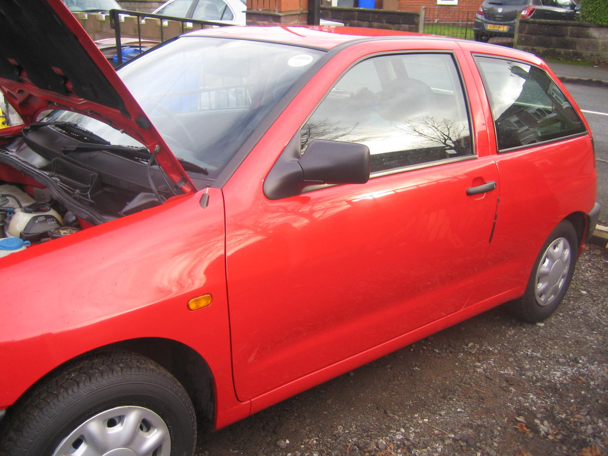 1996 Seat Ibiza SOLD (picture 5 of 6)
