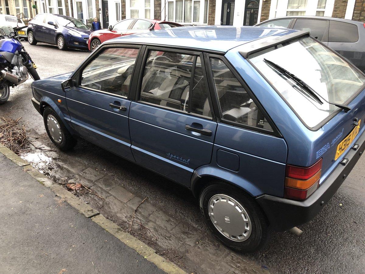 1990 Seat Ibiza mk1 system Porsche For Sale (picture 2 of 6)