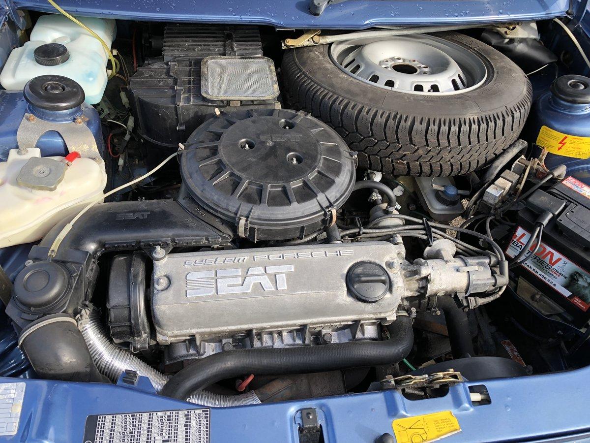 1990 Seat Ibiza mk1 system Porsche For Sale (picture 5 of 6)