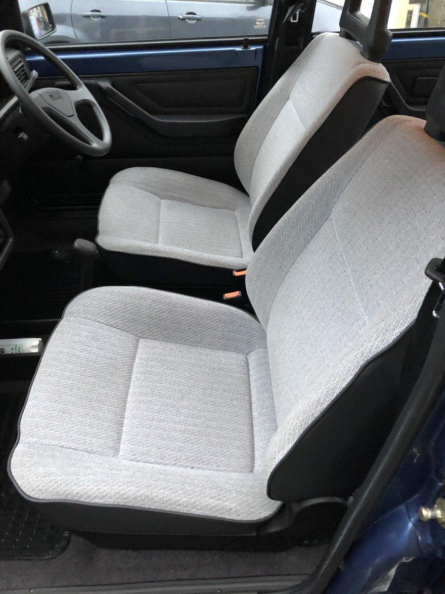 1990 Seat Ibiza mk1 system Porsche For Sale (picture 6 of 6)