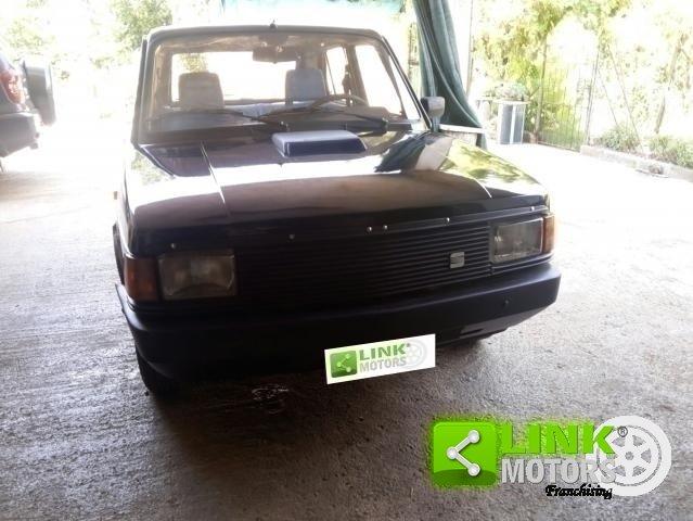 1984 Seat Fura Porte GL Econotronic EPOCA For Sale (picture 1 of 6)