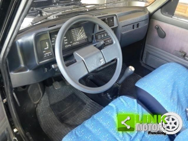 1984 Seat Fura Porte GL Econotronic EPOCA For Sale (picture 6 of 6)