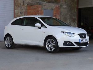 Picture of 2012 Seat Ibiza 1.4 SE Copa 3DR SOLD