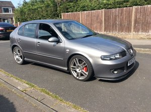 2004 SEAT LEON CUPRA R BAM 225 BARGAIN For Sale