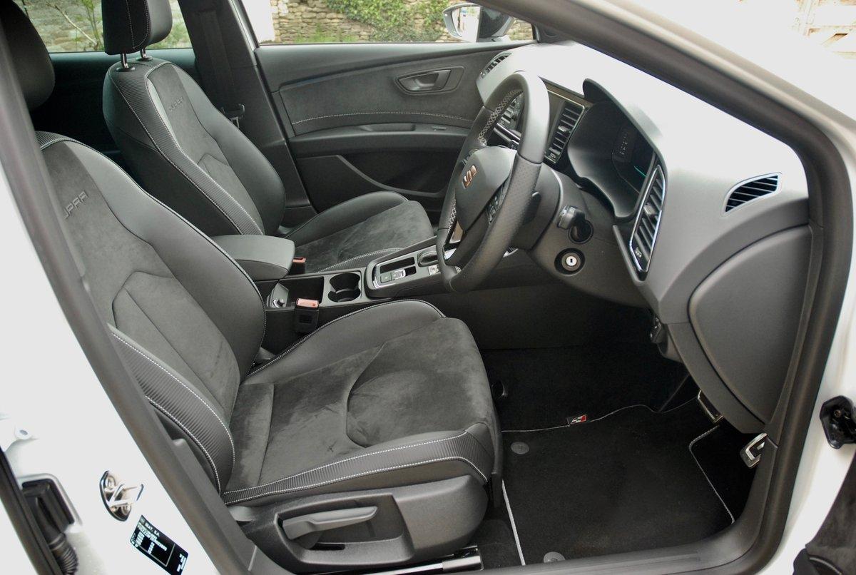 2018 SEAT LEON Cupra ST TOURER 2.0 TSI 300 CUPRA DSG 4X4 For Sale (picture 4 of 6)