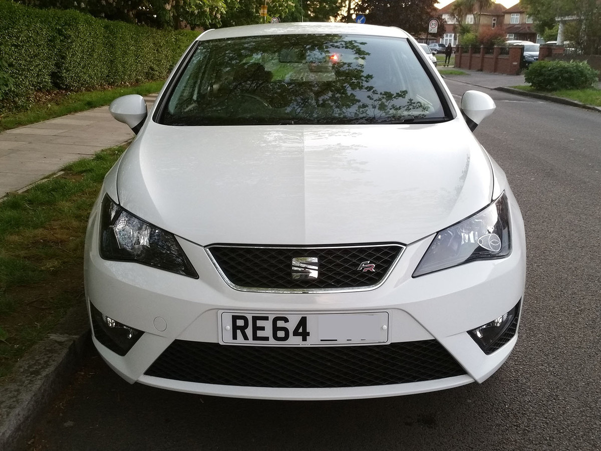 2014 seat ibiza 1.2 tsi fr i-tech 3dr hatchback For Sale (picture 1 of 6)