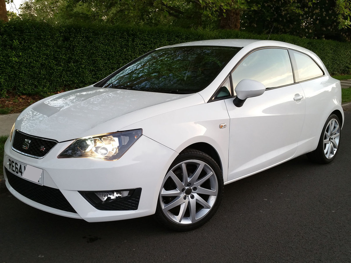 2014 seat ibiza 1.2 tsi fr i-tech 3dr hatchback For Sale (picture 3 of 6)