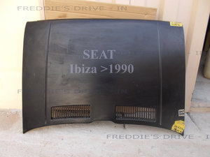 Bonnet for the SEAT Ibiza 1987> NOS For Sale