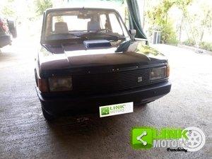 1984 Seat Fura Porte GL Econotronic EPOCA