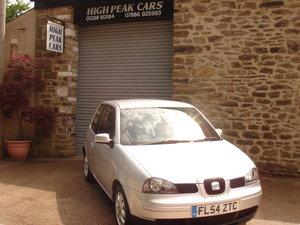 2004 54 SEAT AROSA 1.4 S 32264 MILES. 1 OWNER. SUPERB. For Sale