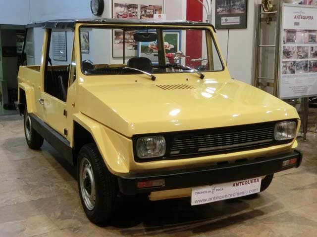 SEAT 127 SAMBA - EMELBA - 1979 For Sale (picture 1 of 6)