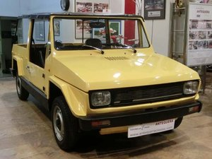SEAT 127 SAMBA - EMELBA - 1979 For Sale