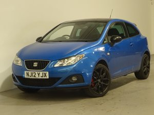 2012 SEAT Ibiza - 1.6L TDI CR SPORTRIDER For Sale
