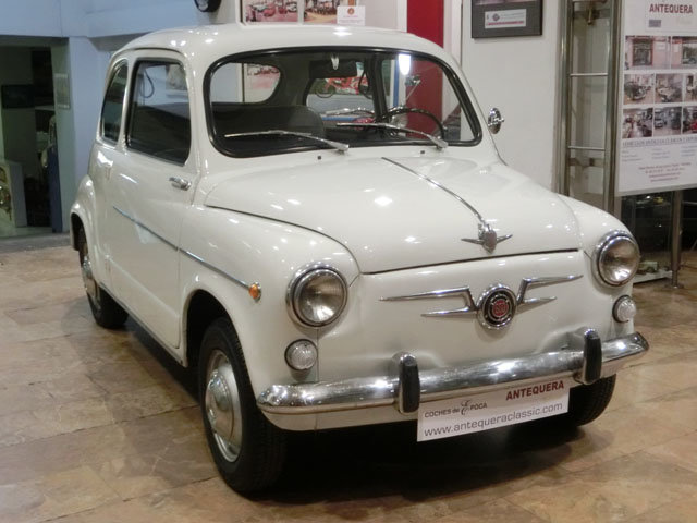 SEAT 600 D SERIES 1 - 1966 For Sale (picture 1 of 6)