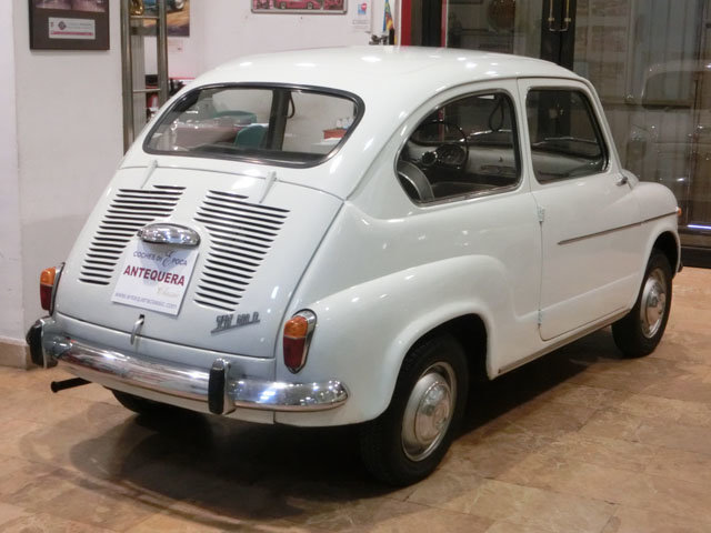 SEAT 600 D SERIES 1 - 1966 For Sale (picture 2 of 6)