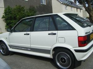 1992 Mk1 SEAT Ibiza 1.2GLX with 'System Porsche' Design