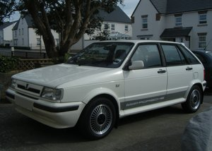 1992 Mk1 SEAT Ibiza 1.2GLX 'System Porsche' Engine For Sale