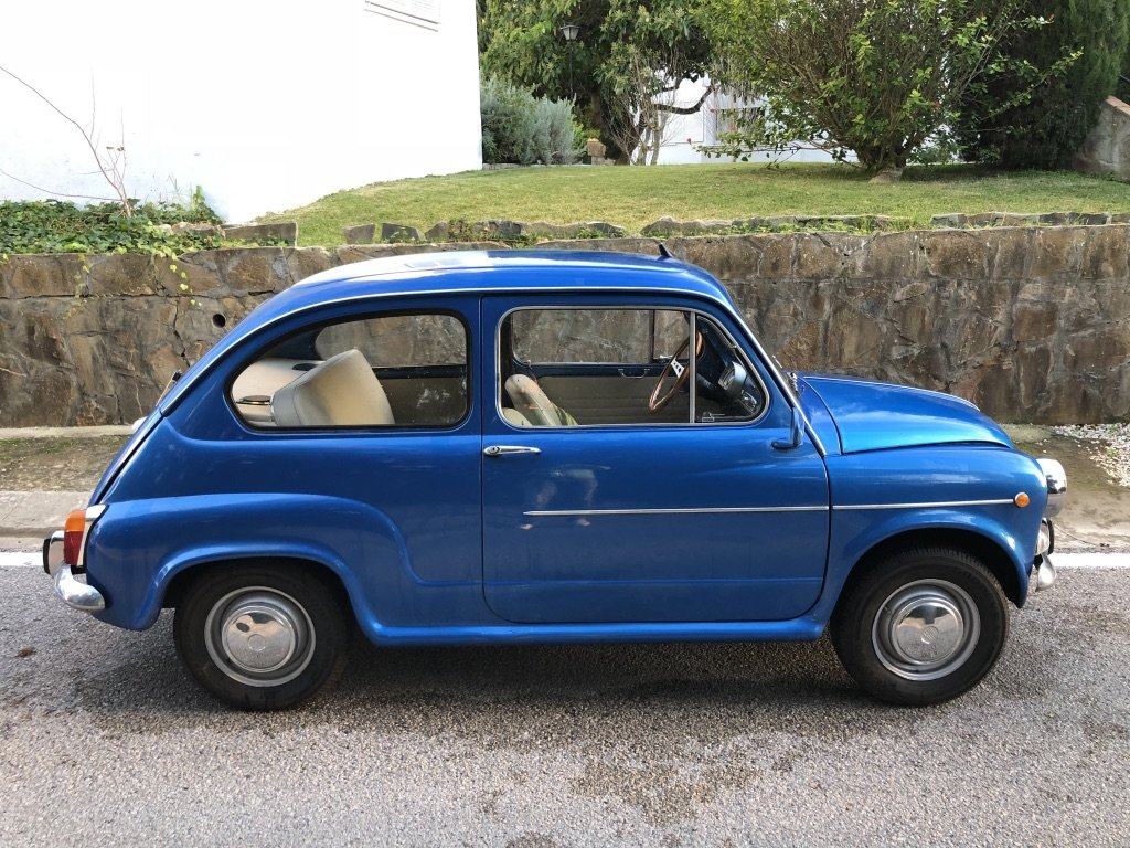 1972 Seat 600E  For Sale (picture 1 of 6)