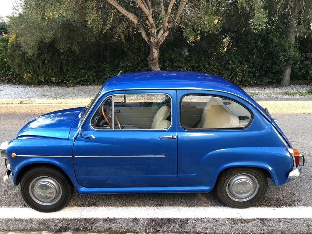 1972 Seat 600E  For Sale (picture 3 of 6)