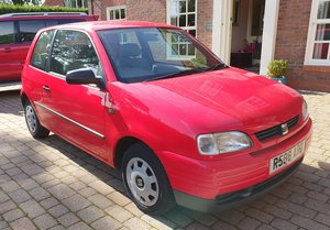 1997 Seat Arosa MPI 1.4 Auto, 1390 cc. For Sale by Auction