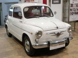 Picture of SEAT 600 D SERIES 2 - 1969 For Sale