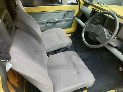1989 SEAT TERRA DENBY CAMPERVAN MOTORHOME 4,500 MILES FROM N For Sale (picture 6 of 6)