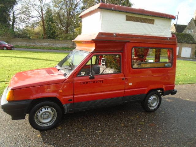1991 Seat Terra Danbury Chico Camper. 44K miles.  For Sale (picture 1 of 6)