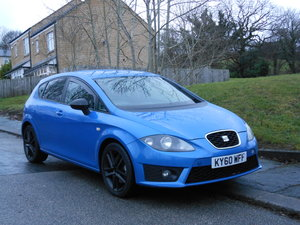2010 Seat Leon 2.0 TDi FR CR 170BHP 6SPD FACELIFT SOLD