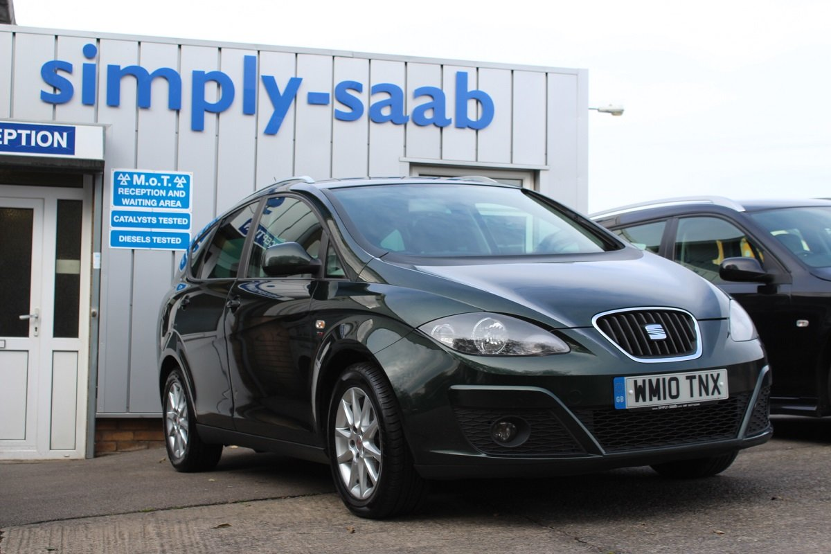 2010 LOVELY SEAT ALEA XL 2.0 TDI SE SOLD (picture 1 of 6)