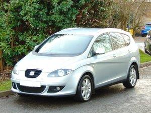 2007 Seat Altea 2.0 TDi Stylance Auto.. Nice Example.. Bargain For Sale