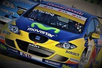 2005 Seat Leon WTCC Touring Car