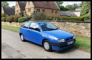 1995 Ibiza Salsa 1.4 Unusually well preserved.