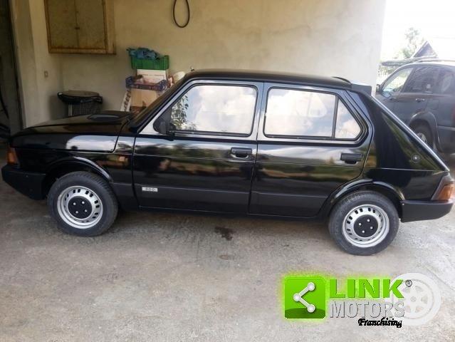 1984 Seat Fura Porte GL Econotronic EPOCA For Sale (picture 3 of 6)