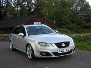 2010 Seat Exeo 2.0 TSI Sport Estate 200BHP 6 SPD 12 Month Mo SOLD